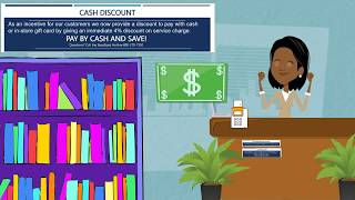 Credit Card Cash Discount Legal Winsted MN